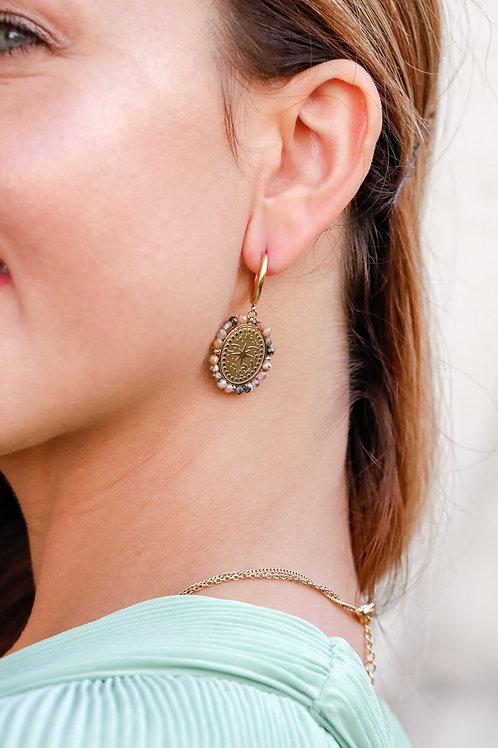 Boucles d'oreilles Aline 1