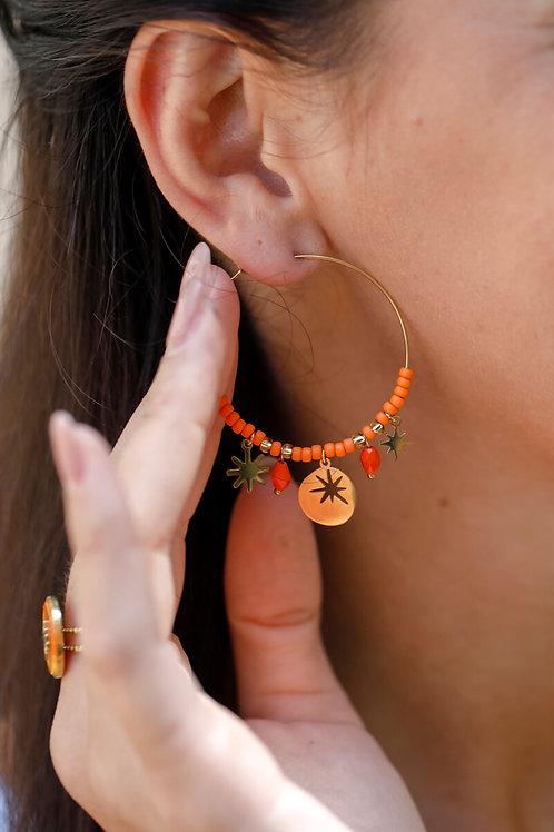 Boucles d'oreilles Coline 1