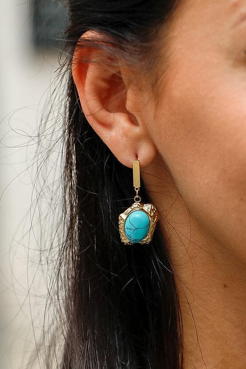 Boucles d'oreilles Rosalie 1
