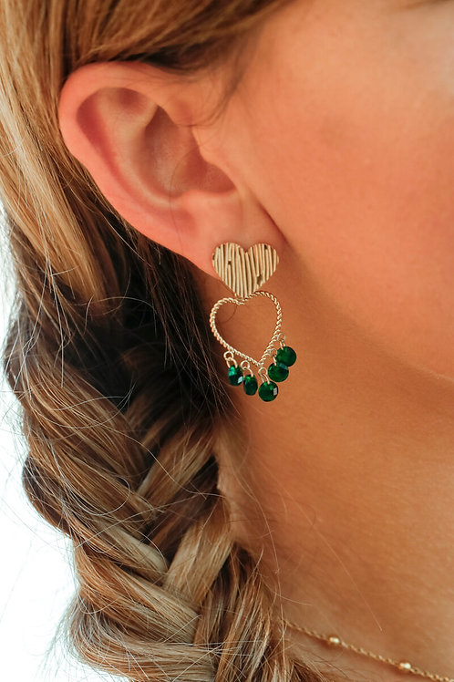 Boucles d'oreilles Séréna 1