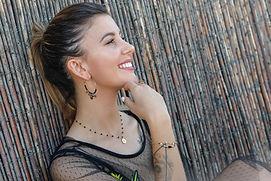 Modèle bijou noir