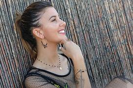 Emmalise Modèle bijou noir