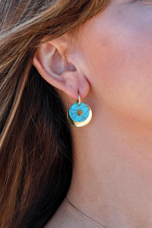 Boucles d'oreilles Maéva 1