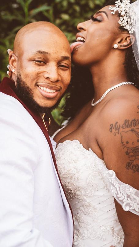 Black Love: The blakemore wedding(10/10/2020)