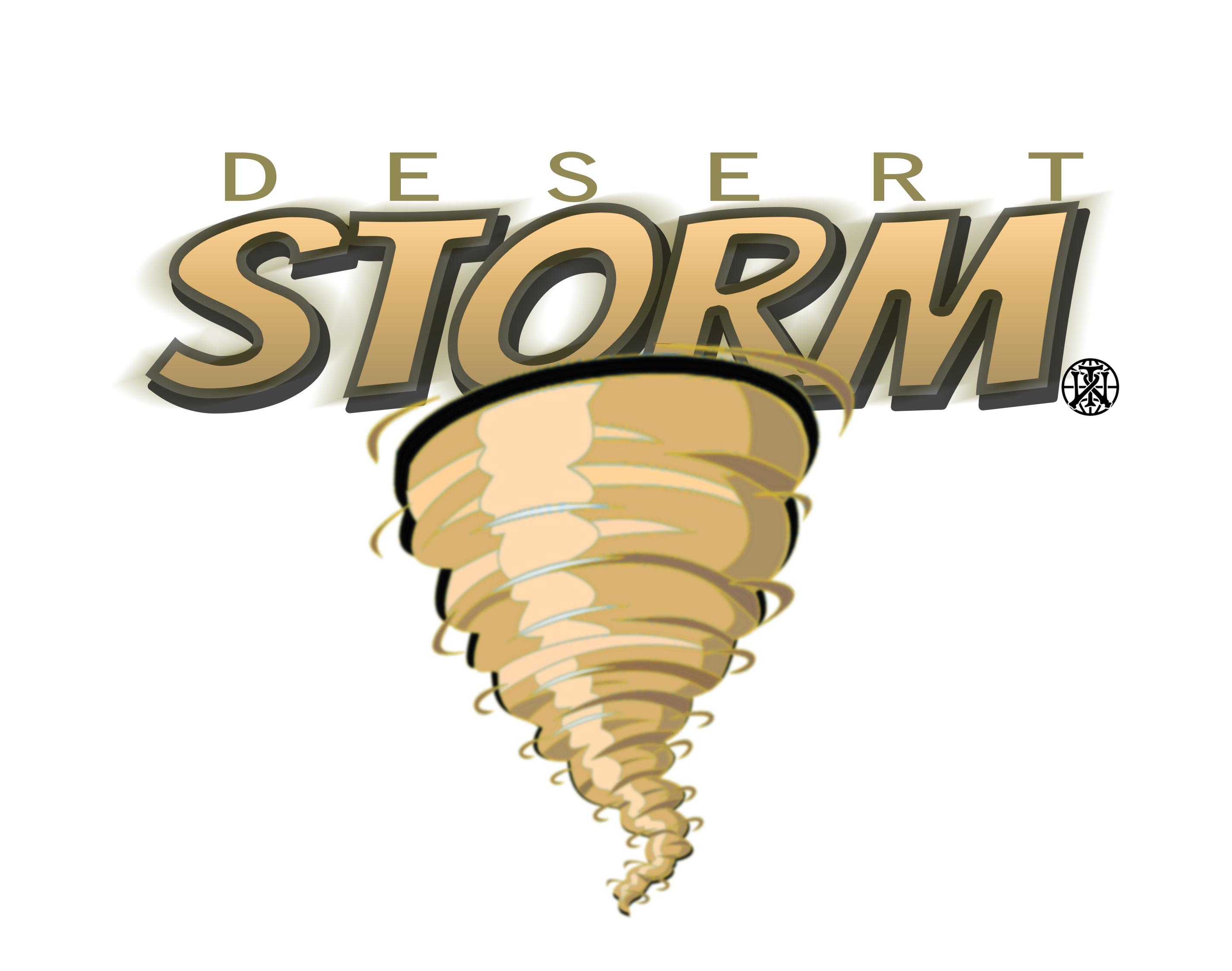 desert storm team logo