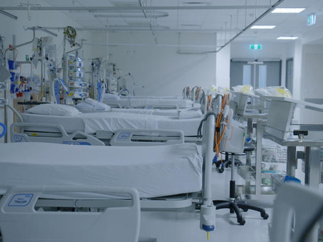 'Don't believe the lies': Nurse says hospitals not busy at all, flu season worse than COVID-19