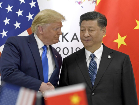Report: Chinese leaders told to be ready for war with United States following COVID-19 fallout