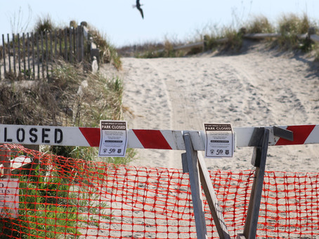 THE REOPENING: Ocean City, Maryland to reopen beach and boardwalk ahead of schedule on May 9th
