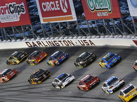 RACE DAY: NASCAR makes return on Sunday, leading American sports back into action