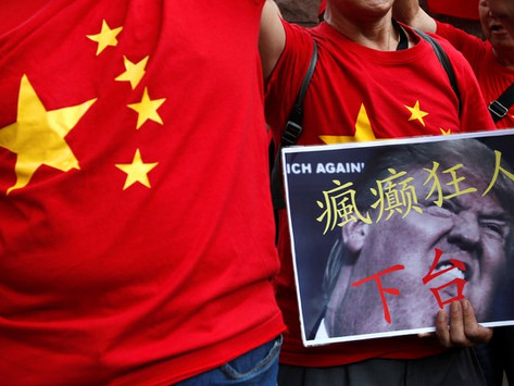The global mainstream media is extraordinarily anti-American and pro-Chinese Communist Party (CCP)