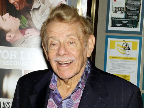 Jerry Stiller, 'Seinfeld' and 'The King of Queens' legendary actor and comedian, dead at 92