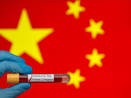 China intentionally allowed spread of COVID-19; banned domestic travel, allowed international