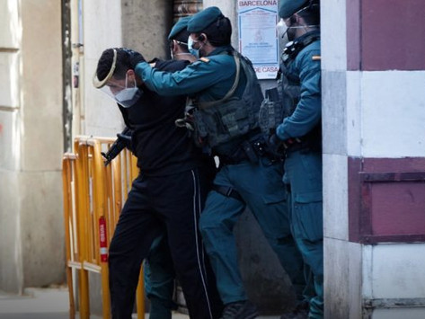 'Profoundly radicalized' Muslim man arrested in Spain after planning to carry out terrorist attacks