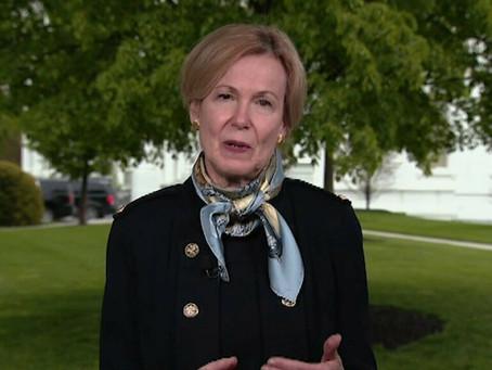 Dr. Deborah Birx: Media should 'make sure the headlines reflect the science' on COVID-19