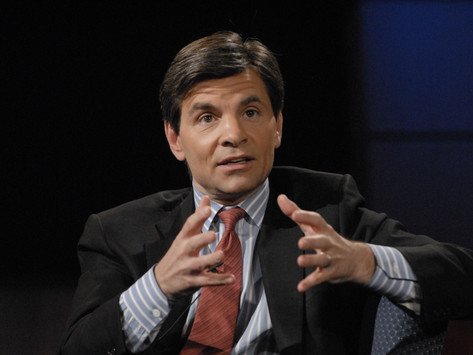 Criticizing lockdown protesters and testing positive, George Stephanopoulos caught out in public