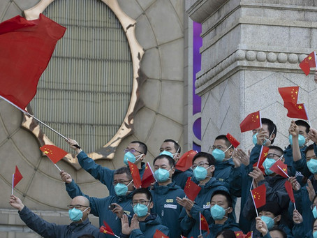 DHS Report: China lied about COVID-19 pandemic so they could hoard medical supplies
