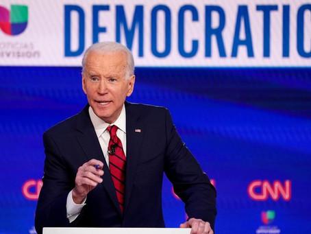 ADDING UP: Two more people say Joe Biden's accuser Tara Reade spoke of sexual assault in mid-1990's