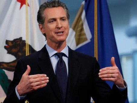 Multiple counties in California defy Governor Newsom's stay-at-home orders, re-open for business