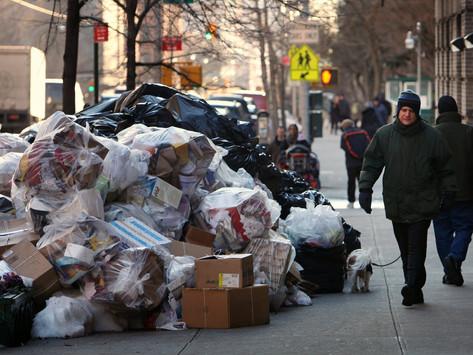 '2020' BOOK EXCERPT: Bill de Blasio Ruined New York City