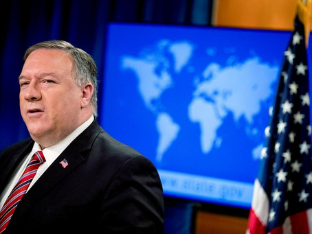 Secretary of State Pompeo: 'Enormous evidence' COVID-19 originated in Wuhan, China laboratory