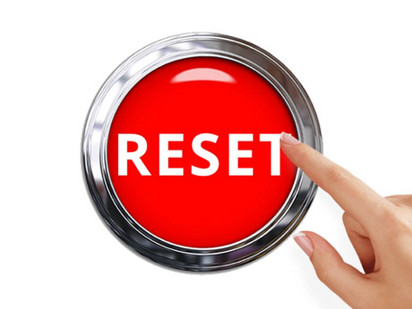 we are on our own: press reset