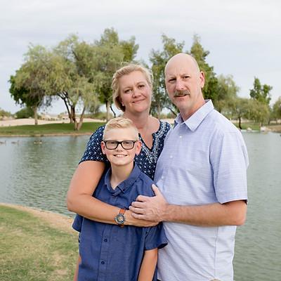 Portrait | Duncan Family