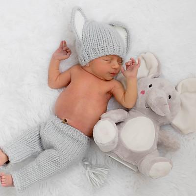 Newborn | Pablo