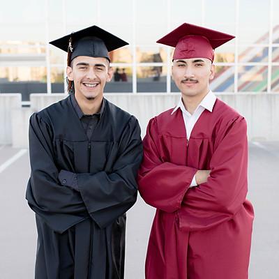 Senior | Anthony & Brian