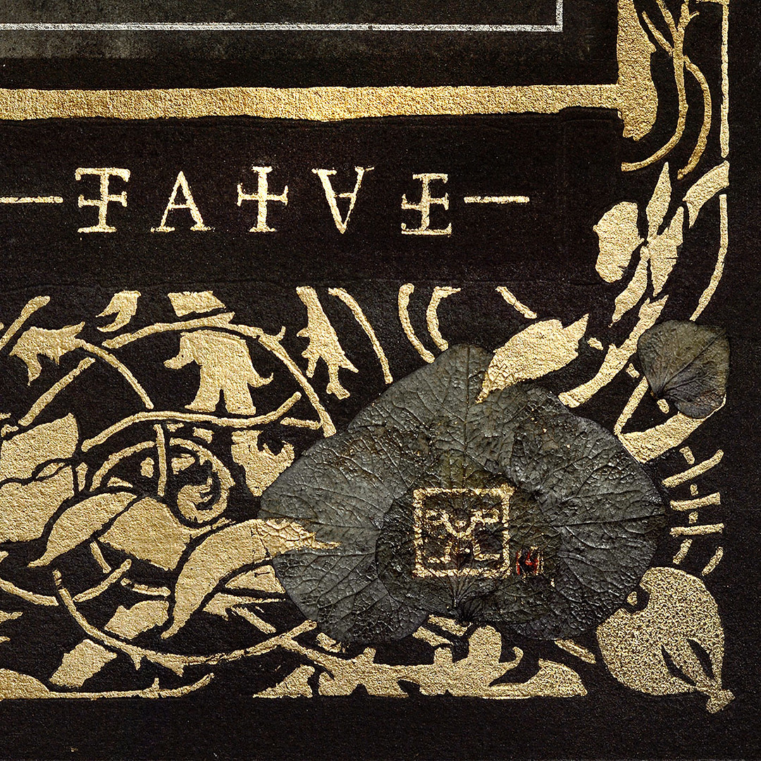 """""""Fatae"""" - detail - (click to enlarge)"""