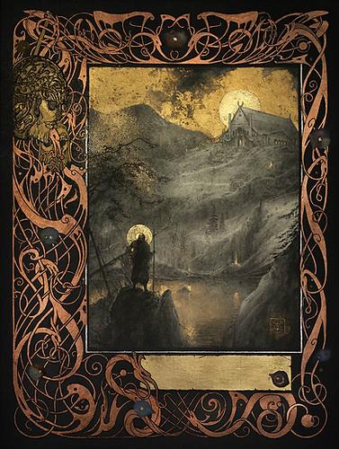 """Beowulf - """"Heorot"""""""