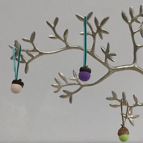 Felt Ornaments (min order of 20)