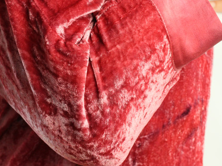 What Makes the Colors in Natural Dyes?  Part IV - Reds