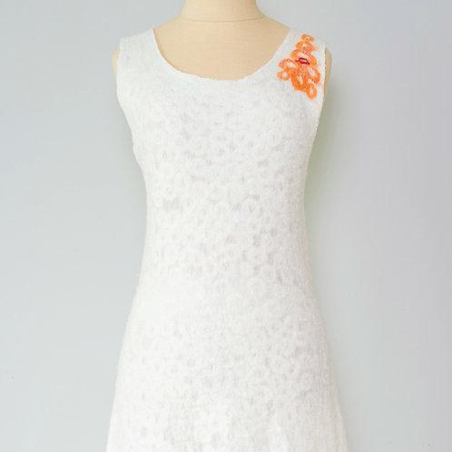 Hibiscus Classic Dress