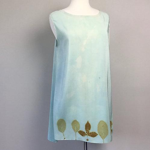 Garden Silk Tunic