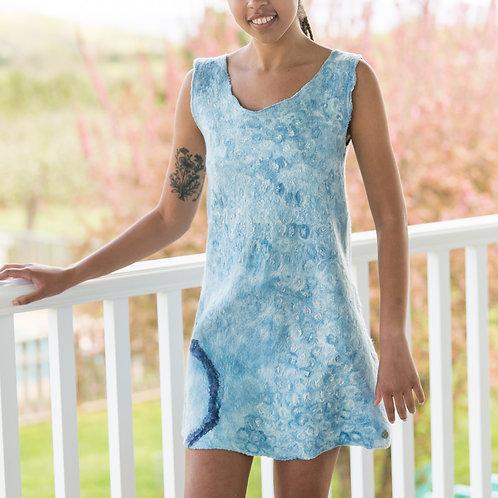 Indigo Classic Dress