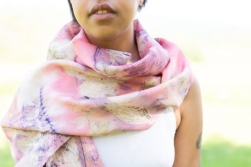 Little Square Gardens Scarf