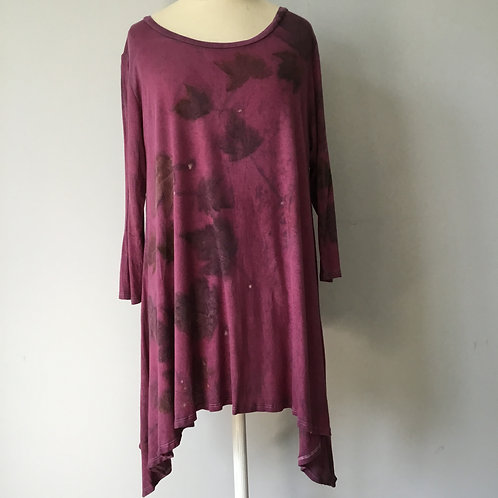Garden 3/4 Sleeve Tunic