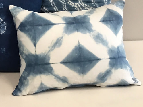 Shibori Pillows (small)