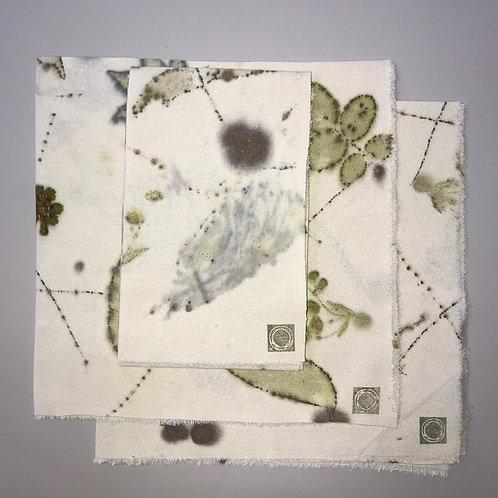 Garden Napkins(2) & Dish Towel  (1) Set; (min order of 5 sets)