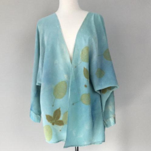 Garden Silk Kimono