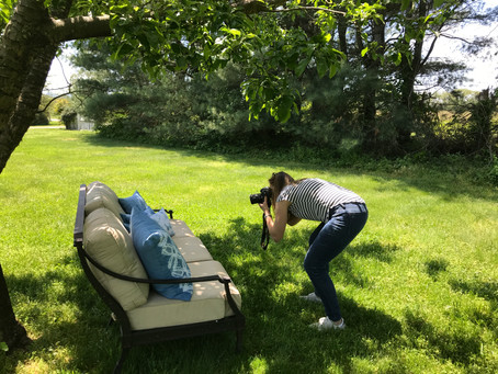 Behind the Scenes of Photoshoot 2020