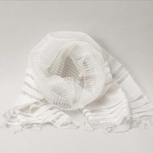Final Project Shawl silk&cotton
