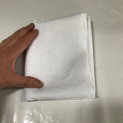 Linen for test pieces