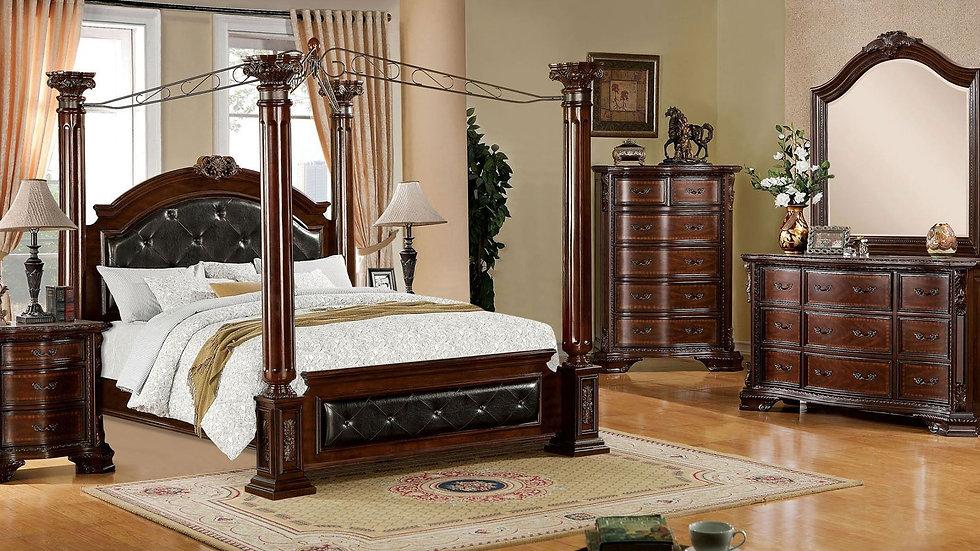Mandalay Canopy Bedroom Set