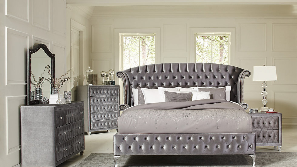 Deanna Collection 205101 Bedroom Set