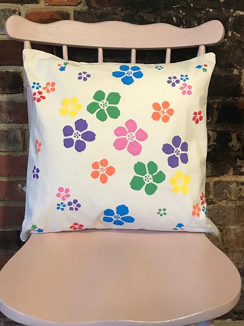 Summer Bloom - Cushion Art