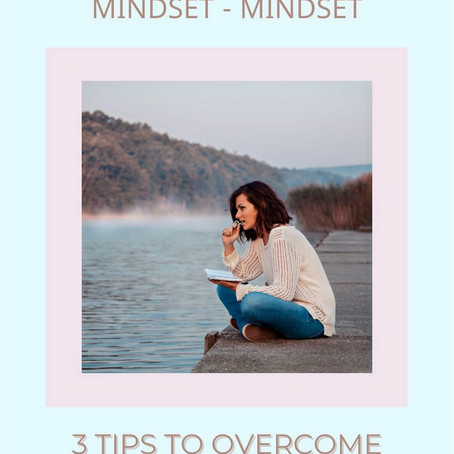 3 Powerful Tips to Overcome Your Anxiety