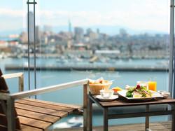 Breakfast  By Terrace