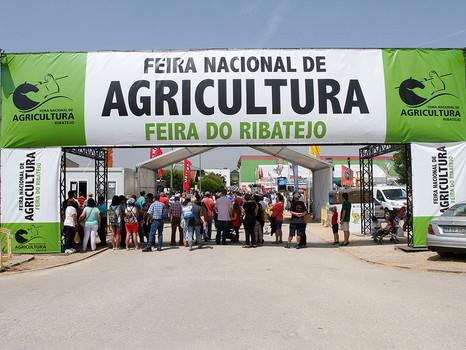 La Feria Nacional de Agricultura de Santarém (Portugal) ha sido todo un éxito.