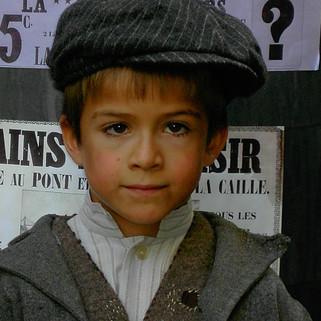 """Henri Dunant """"Du Rouge sur la croix"""""""